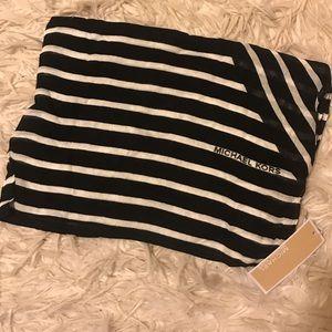 Michael Kors Accessories - MK Classic Stripe Scarf
